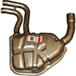 2008 Mini Cooper Muffler Bosal found on Bargain Bro India from JC Whitney for $279.91