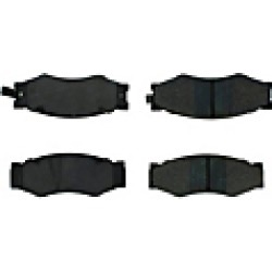 1988 Nissan Maxima Brake Pad Set Centric found on Bargain Bro Philippines from JC Whitney for $27.34