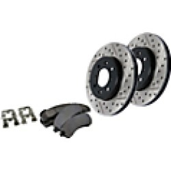 2008 BMW Z4 Brake Disc and Pad Kit StopTech found on Bargain Bro India from JC Whitney for $494.97
