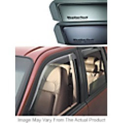 2009 Buick LaCrosse Window Visor WeatherTech found on Bargain Bro India from JC Whitney for $128.74