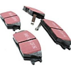 2005 Hyundai Accent Brake Pad Set EBC Brakes