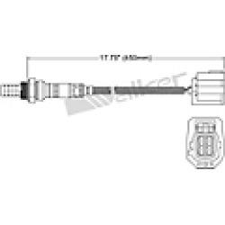 2015 Mazda MX-5 Miata Oxygen Sensor Walker Products found on Bargain Bro India from JC Whitney for $183.52