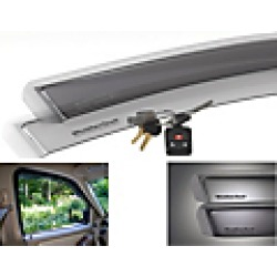 2009 Buick LaCrosse Window Visor WeatherTech found on Bargain Bro India from JC Whitney for $61.60