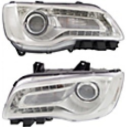 2017 Chrysler 300 Headlight Replacement found on Bargain Bro Philippines from JC Whitney for $1402.02