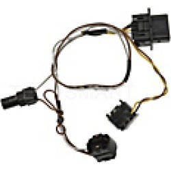 2000 mercedes benz e320 headlight wire harness standard motor products