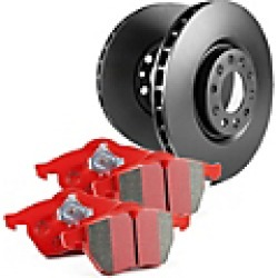 2006 BMW Z4 Brake Disc and Pad Kit EBC Brakes found on Bargain Bro India from JC Whitney for $242.98
