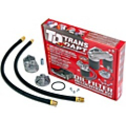 1977 Pontiac LeMans Oil Filter Relocation Kit Trans Dapt found on Bargain Bro Philippines from JC Whitney for $117.16