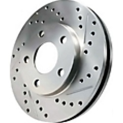 1999 GMC K1500 Brake Disc StopTech found on Bargain Bro India from JC Whitney for $67.84