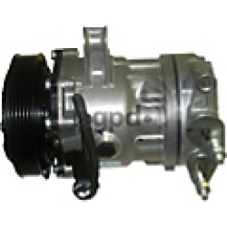 2005 Jeep Liberty A/C Compressor GPD found on Bargain Bro India from JC Whitney for $310.28