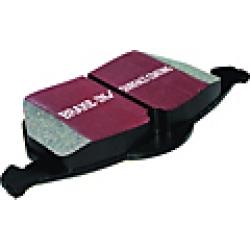 2002 Mercury Cougar Brake Pad Set EBC Brakes