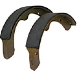 2002 Mercury Cougar Brake Shoe Set Centric