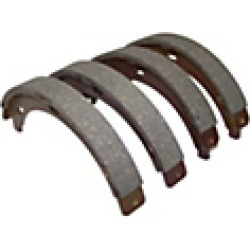 2008 Chrysler Crossfire Parking Brake Shoe Crown Automotive found on Bargain Bro India from JC Whitney for $57.53