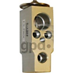 2004 Chevrolet Tracker A/C Expansion Valve GPD found on Bargain Bro India from JC Whitney for $43.03