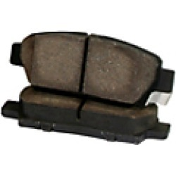 1997 Lincoln Town Car Brake Pad Set Centric