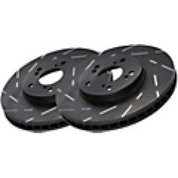 2002 Mercury Cougar Brake Disc EBC Brakes