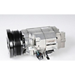 2009 Cadillac SRX A/C Compressor AC Delco found on Bargain Bro India from JC Whitney for $449.44