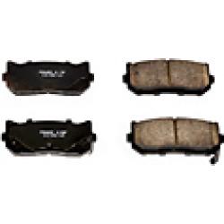2002 Kia Spectra Brake Pad Set Powerstop