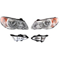 2009 Hyundai Elantra Fog Light Replacement found on Bargain Bro India from JC Whitney for $698.19