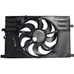 2018 Jeep Renegade Cooling Fan Assembly Crown Automotive
