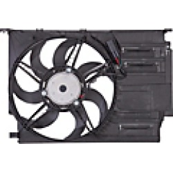 2014 Mini Cooper Cooling Fan Assembly Spectra Premium found on Bargain Bro India from JC Whitney for $630.53