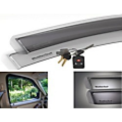 2007 Chevrolet Silverado 1500 Window Visor WeatherTech
