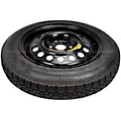 2016 Kia Rio Wheel and Tire Package Dorman