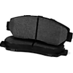 2005 Mercury Sable Brake Pad Set Centric