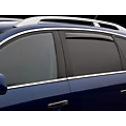 2018 Hyundai Santa Fe Sport Window Visor WeatherTech found on Bargain Bro Philippines from JC Whitney for $55.00