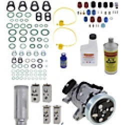 2000 Dodge Durango A/C Compressor Item Auto found on Bargain Bro India from JC Whitney for $293.27