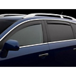 2012 Audi A4 Quattro Window Visor WeatherTech found on Bargain Bro India from JC Whitney for $114.95