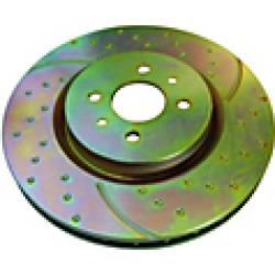 2013 Toyota Venza Brake Disc EBC Brakes found on Bargain Bro Philippines from JC Whitney for $417.45