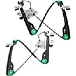 2010 Dodge Charger Window Regulator Replacement found on Bargain Bro India from JC Whitney for $447.28
