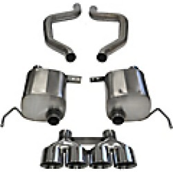 2019 Chevrolet Corvette Exhaust System Corsa found on Bargain Bro Philippines from JC Whitney for $2775.95