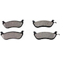 2002 Lincoln Town Car Brake Pad Set Centric