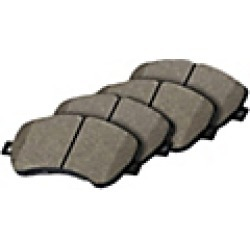 2008 Mercedes Benz SL55 AMG Brake Pad Set StopTech found on Bargain Bro India from JC Whitney for $49.64
