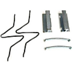 1983 Ford E-250 Econoline Brake Hardware Kit Centric