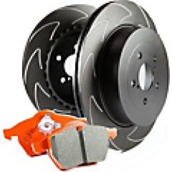 2005 GMC Savana 2500 Brake Disc and Pad Kit EBC Brakes found on Bargain Bro India from JC Whitney for $439.55