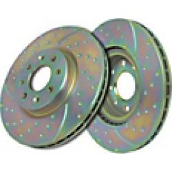 2013 Nissan Quest Brake Disc EBC Brakes