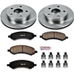 2010 Dodge Dakota Brake Disc and Pad Kit Powerstop found on Bargain Bro India from JC Whitney for $162.00