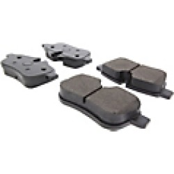 2015 BMW Z4 Brake Pad Set Centric found on Bargain Bro India from JC Whitney for $45.61