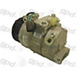 2010 Cadillac STS A/C Compressor GPD found on Bargain Bro India from JC Whitney for $540.30