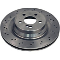 2006 Mercedes Benz CLS55 AMG Brake Disc Beck Arnley found on Bargain Bro India from JC Whitney for $166.48
