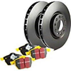 2008 BMW Z4 Brake Disc and Pad Kit EBC Brakes found on Bargain Bro India from JC Whitney for $280.78
