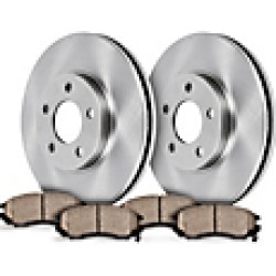 2005 Mercedes Benz C240 Brake Disc and Pad Kit SureStop found on Bargain Bro India from JC Whitney for $70.93