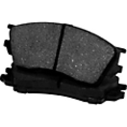 2005 Chevrolet Impala Brake Pad Set Centric