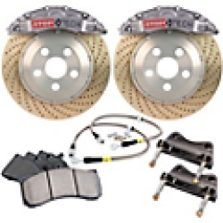 2004 Mercedes Benz C32 AMG Big Brake Kit StopTech found on Bargain Bro India from JC Whitney for $2925.00