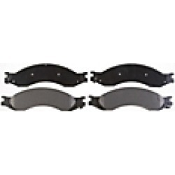 2008 Chevrolet C5500 Kodiak Brake Pad Set AC Delco found on Bargain Bro Philippines from JC Whitney for $104.80