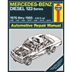 1983 Mercedes Benz 240D Repair Manual Haynes Manuals found on Bargain Bro Philippines from JC Whitney for $42.76
