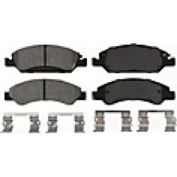 2013 Chevrolet Tahoe Brake Pad Set Bendix