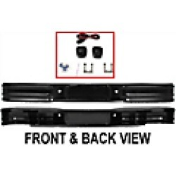 1999 Toyota Tacoma Step Bumper Fey Automotive